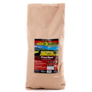 WildBorn Prime Beef Napf Express Trockenfutter • Hundefutter online kaufen