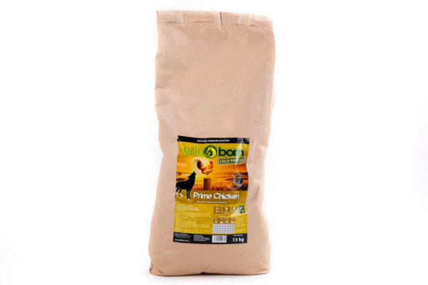 WildBorn prime Chicken Napf Express Trockenfutter • Hundefutter online kaufen
