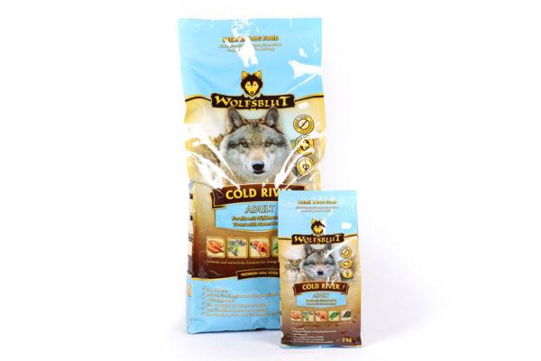 Wolfsblut Cold River Napf Express Hundefutter Trockenfutter hundefutter online kaufen