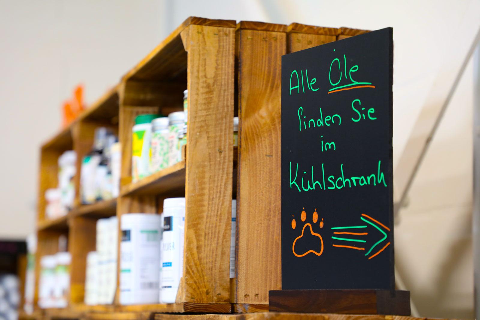 Napf Express • Hundefutter online kaufen • Katzenfutter • Napf Express Lippstadt • Paderborn • Gütersloh • Laden