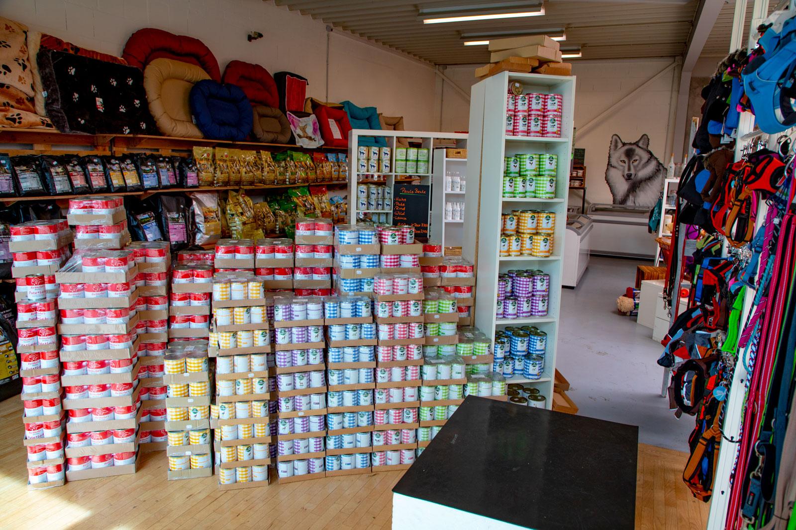 Napf Express • Hundefutter online kaufen • Katzenfutter • Napf Express Lippstadt • Paderborn • Gütersloh • Dosenfutter
