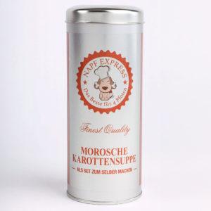 Morosche Karottensuppe Napf Express 250g Nahrungsergänzung Katzen Hunde Hundefutter Katzenfutter online kaufen